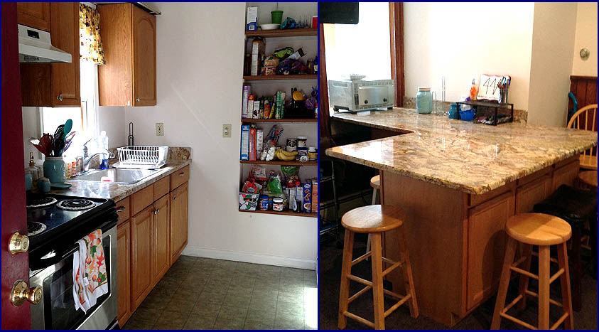 44 S Whiteoak Apt-A kitchen