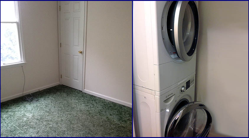 44 S Whiteoak Apt-C bedroom-washer-dryer
